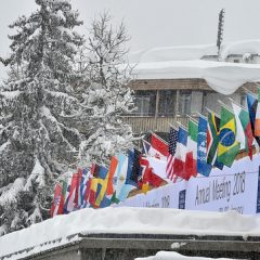 Why blockchain is dominating discussions in Davos