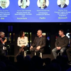 We invited some of the world's leading thinkers in blockchain to Toronto. Here's what they had to say: