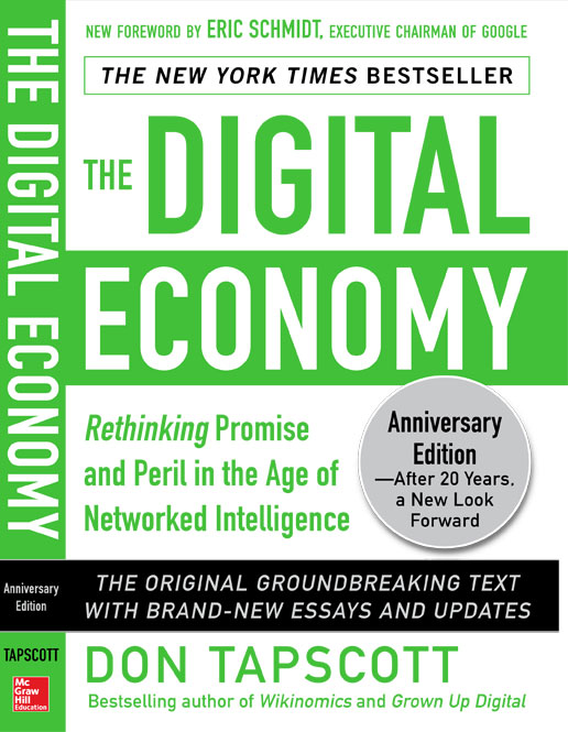 Digital economy anniversary edition by don tapscott the digital economy anniversary edition by don tapscott malvernweather