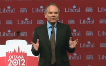 Don Tapscott Liberal Convention 2012