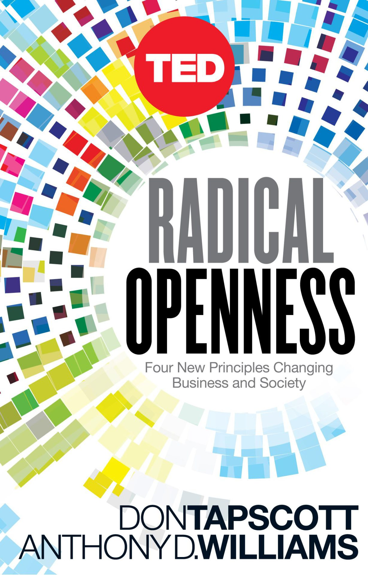 Don Tapscott TED Book Radical Openness