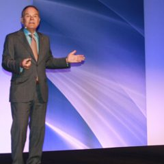 Don Tapscott warns businesses the future is blockchain or bust