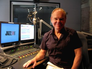 Don Tapscott at the Jazz FM 91 Studio