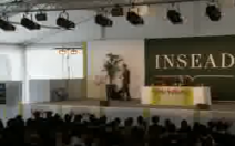 INSEAD Graduation Speech 2012