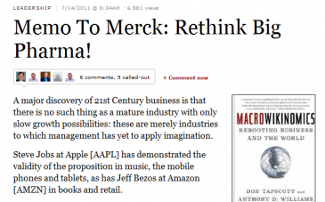 Memo-To-Merck-Rethink-Big-Pharma