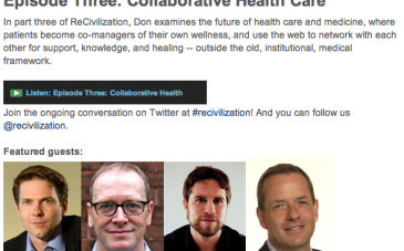 ReCivilization Healthcare Episode