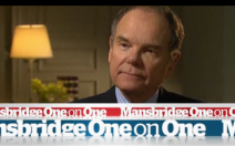 Don Tapscott on Mansbridge One on One
