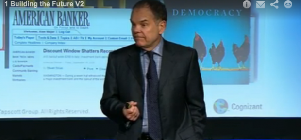 Don Tapscott at Cognizant 2011