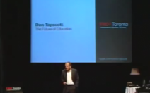 Don Tapscott on Reinventing Education at TEDx Toronto