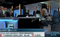 Don Tapscott on CNBC Squawk Box Europe