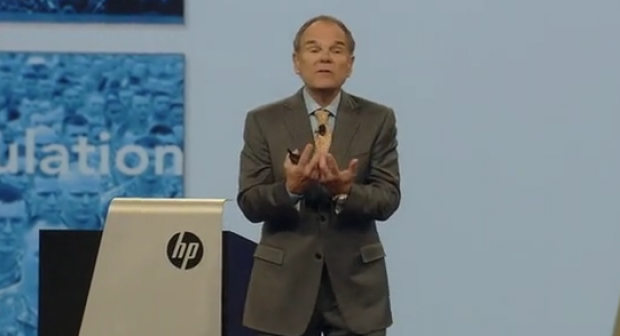 Don Tapscott Keynote HP Discover 2011