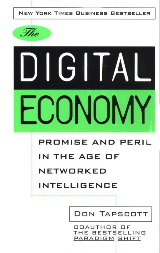 The digital economy by don tapscott thedigitaleconomy malvernweather