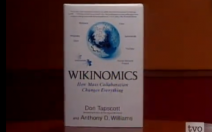 Wikinomics on TVO