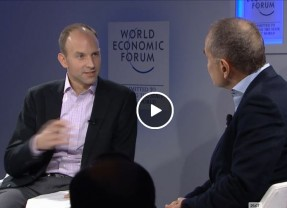 World Economic Forum:  Davos One-on-One With Don Tapscott