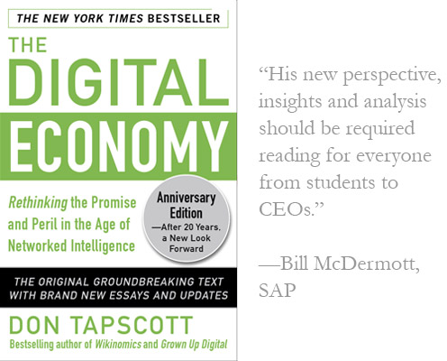 Digital Economy Anniversary Edition