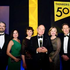 Tapscott named the world's most influential digital thinker by Thinkers50