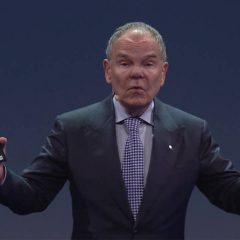 Blockchain Revolution – Don Tapscott at USI
