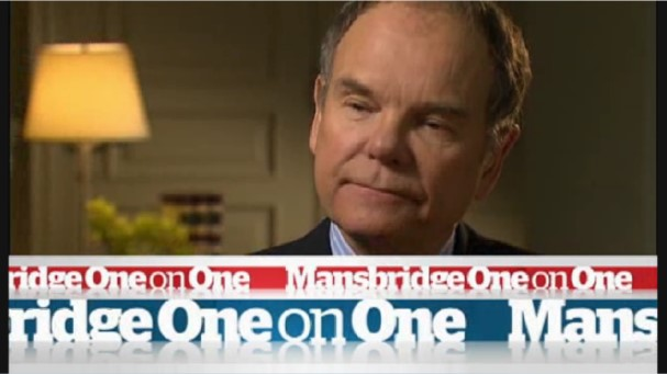 One on One with Peter Mansbridge