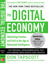 "Irish Times: Digital Economy ""An extraordinarily prescient book"""