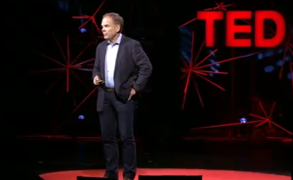 TEDGlobal 2012: Four Principles for the Open World