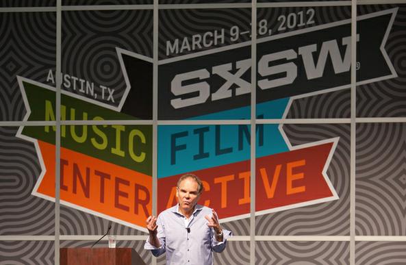 SXSW Interactive 2012 Opening Presentation