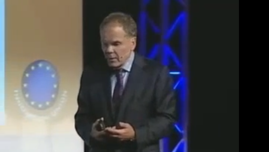 Don Tapscott's Closing Keynote at the EU's First Innovation Convention