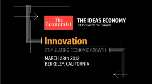 Unleashing Human Capital at The Economist's Ideas Economy: Innovation 2012