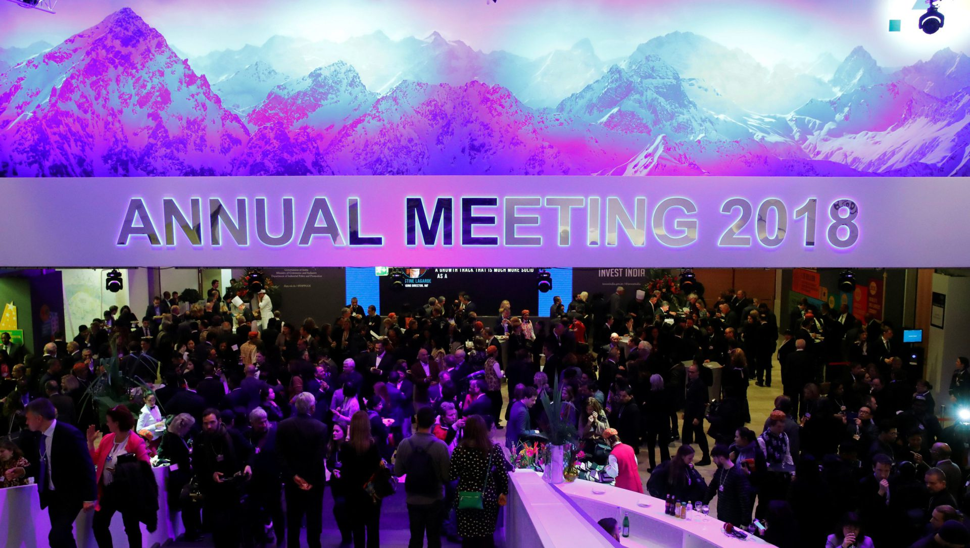 Will Trump in Davos be the elephant in the china shop?